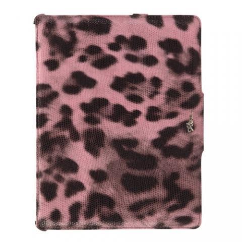 АКЦИЯ!!! Viva Lujo Leopardo для  iPad 3/ iPad 4 - pink + пленка в подарок