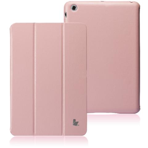 JisonCase Classic Smart Cover для iPad mini/mini 2 (Retina) нежно-розовый