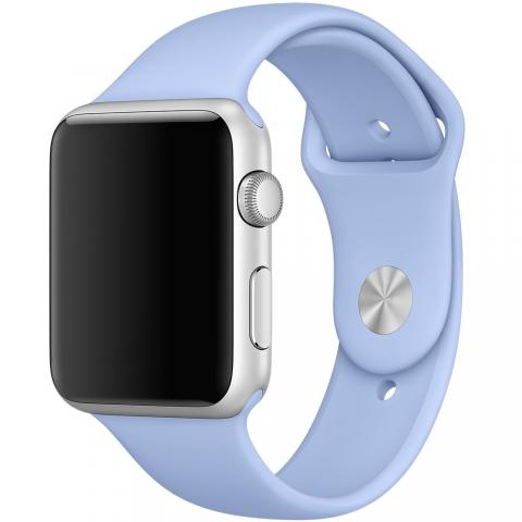 Ремешок Silicone Lilac Band for Apple Watch 38/42mm