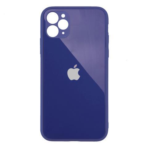 Стеклянный чехол с защитой для камеры для iPhone 11 Pro Lavander