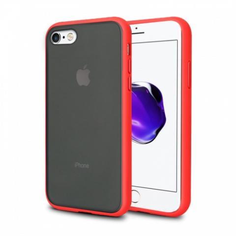 Противоударный чехол AVENGER для iPhone 7/8 - Red