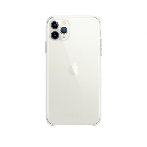 Чехол Silicone Clear Case для iPhone 11 Pro Max