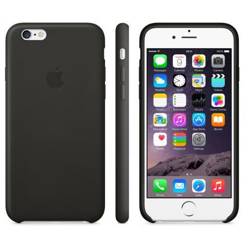 Apple Silicone Case for iPhone SE/5S/5 - Black (Hi-Copy)