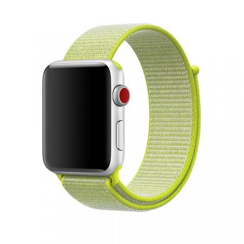 Ремешок Sport Loop Band for Apple Watch 38/42 mm Flash Light