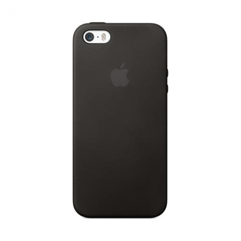 APPLE Case for iPhone 5/5S Black (MF045LL/A) - (High Copy)