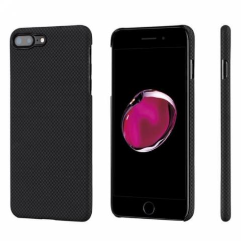 Чехол Pitaka Aramid Black/Grey (K17002S) для iPhone 8 Plus /7 Plus
