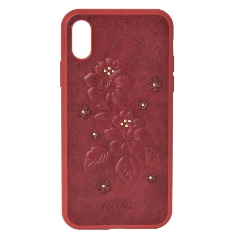 Чехол Polo Azalea Case Red For iPhone X (SB-IPXSPAZA-RED)