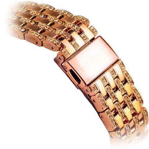 Ремешок для Apple Watch 38/40mm - COTEetCI W4 Magnificent розовый