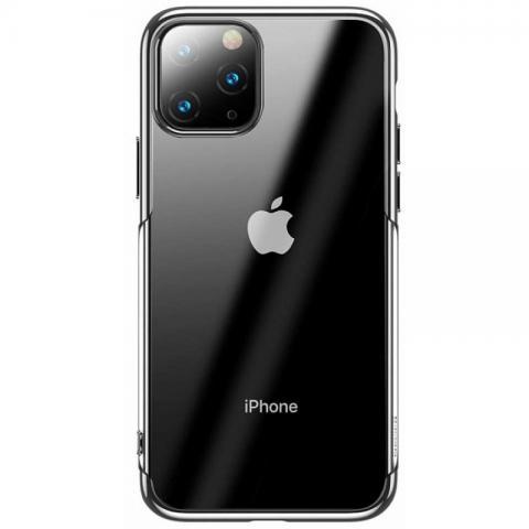 Чехол Baseus Shining для iPhone 11 Pro Max Silver