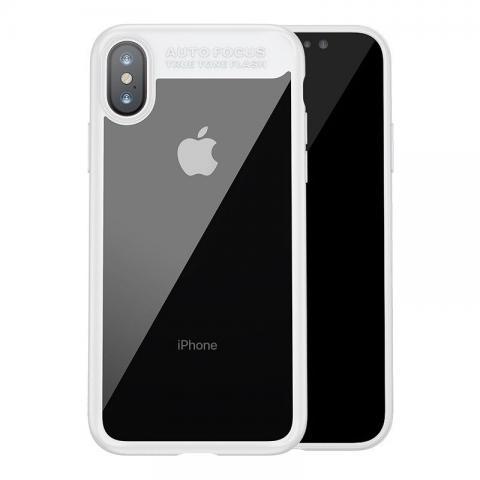 Чехол Baseus Suthin белый для iPhone X