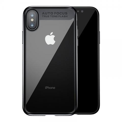 Чехол Baseus Suthin черный для iPhone X