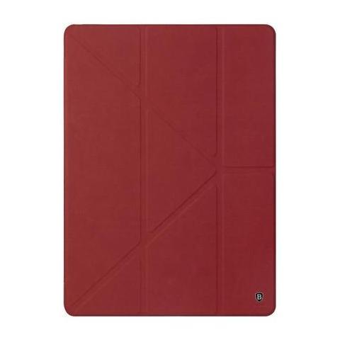 Кожаный чехол Baseus Terse Series Rose Red для iPad Pro