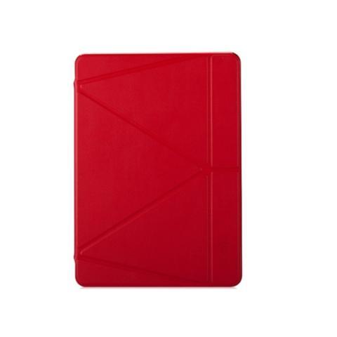 """Чехол Logfer для iPad Pro 12.9"""" M1 (2021) - Red"""