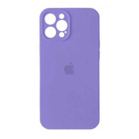 Силиконовый чехол с защитой для камеры для iPhone 12 Pro Max - Glycine