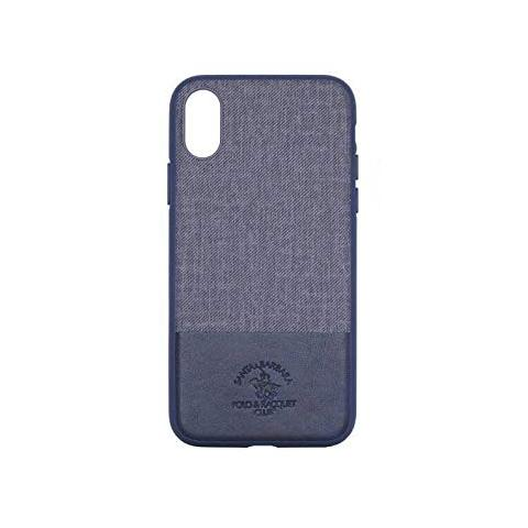 Чехол POLO Virtuozo Protective Case для iPhone XS Max Blue