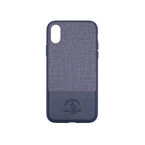 Чехол POLO Virtuozo Protective Case для iPhone XS Max Blue