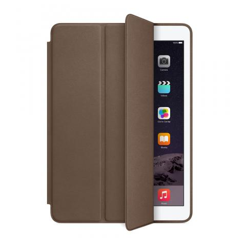"Apple Smart Case для iPad Pro 12.9"" (2020) - Dark brown"