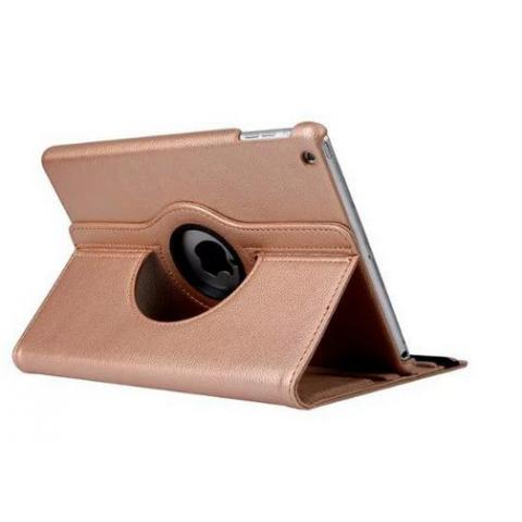 """Поворотный чехол 360° Rotating Case для iPad 9.7"""" (2017/2018) - Rose Gold"""