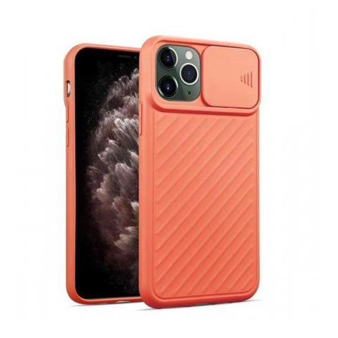 Чехол Slide Camera Protection для iPhone 11 Pro - Orange