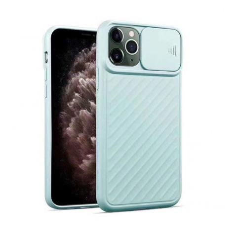 Чехол Slide Camera Protection для iPhone 11 Pro - Tiffany