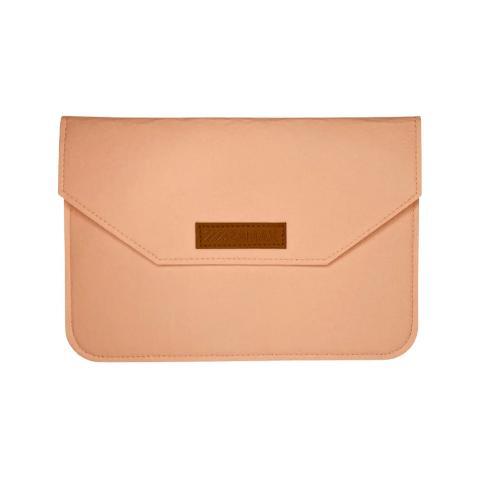 """Чехол из войлока для MacBook Air/Pro 13.3"""" - Pink Sand"""