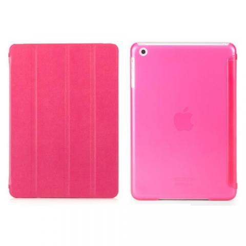 """Чехол RGBMix Smart Folding для Apple iPad 9.7"""" (2017/2018) Pink"""