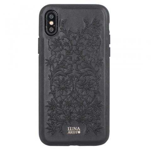 Чехол Luna Aristo Bess Case Black For iPhone X (LA-IPXBES-BLK)