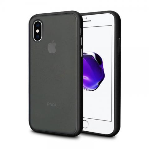 Противоударный чехол AVENGER для iPhone XS Max - Black
