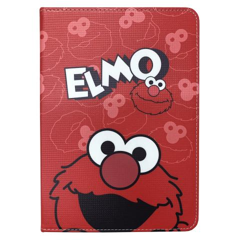 Чехол Print Case для iPad Air - Elmo Red