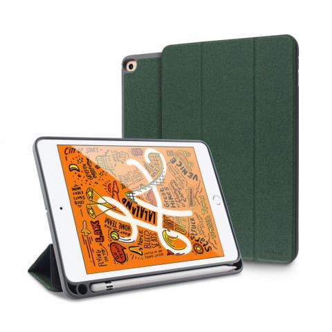 Чехол Mutural для iPad Air - Forest Green