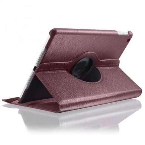 Поворотный чехол 360° Rotating Case для iPad Air 2 - коричневый