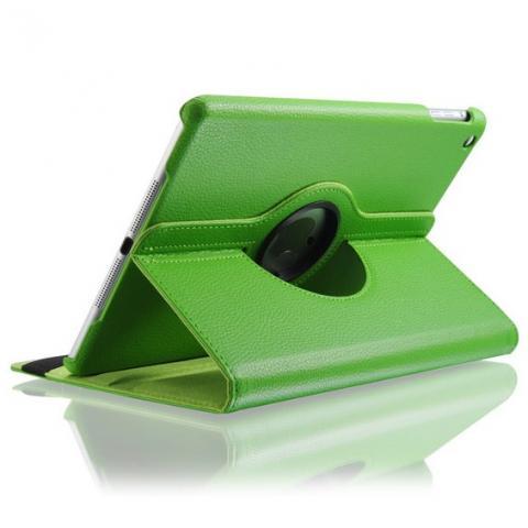 """Поворотный чехол 360° Rotating Case для iPad 9.7"""" (2017/2018) - зеленый"""