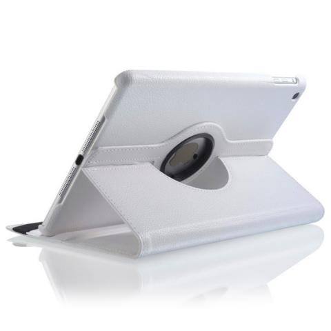 360° Degree Rotating Case для iPad Air - белый