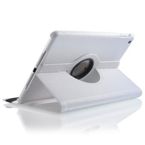 """Поворотный чехол 360° Rotating Case для iPad 9.7"""" (2017/2018) - белый"""
