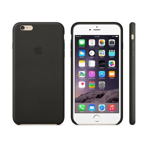 Чехол Apple Case для iPhone 6 Plus Leather Black