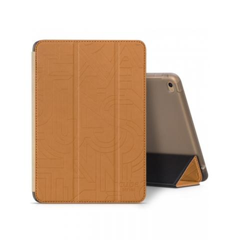 Чехол Hoco Cube series для iPad mini 4 коричневый