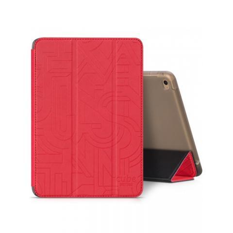 Чехол Hoco Cube series для iPad mini/mini2/mini3 красный