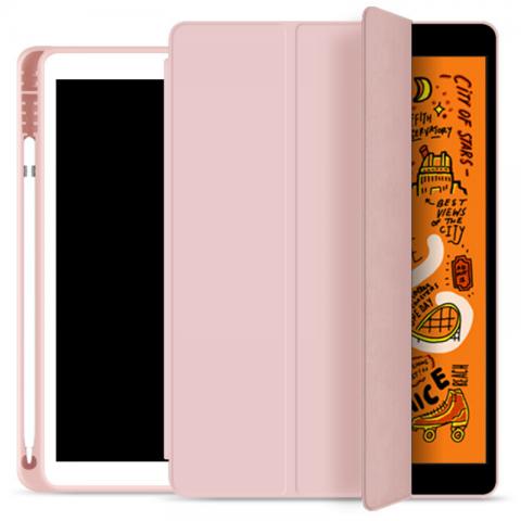 Чехол Smart Case с держателем для стилуса для iPad Air 4 10,9 (2020) Pink Sand
