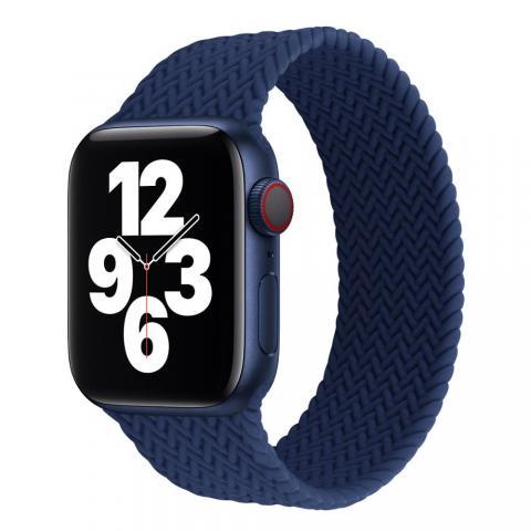 Ремешок Braided Loop for Apple Watch 38/40mm Atlantic Blue