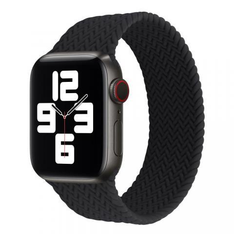 Ремешок Braided Loop for Apple Watch 38/40mm Black