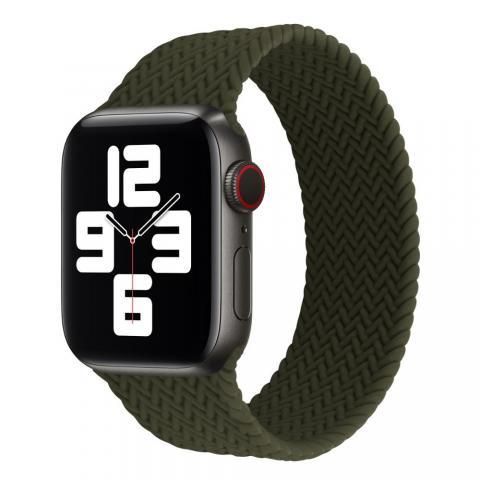 Ремешок Braided Loop for Apple Watch 38/40mm Inverness Green