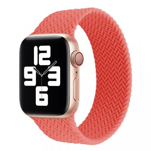 Ремешок Braided Loop for Apple Watch 42/44mm Pink Punch