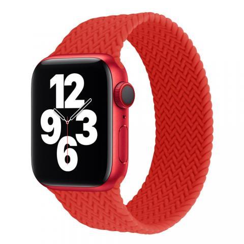 Ремешок Braided Loop for Apple Watch 42/44mm Red