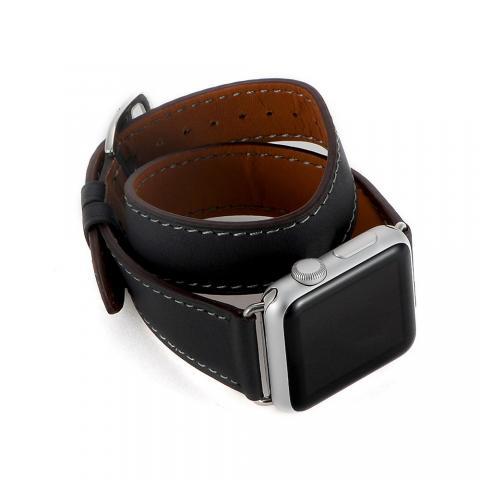 Ремешок для Apple Watch 38/40мм - Coteetci W9 серый