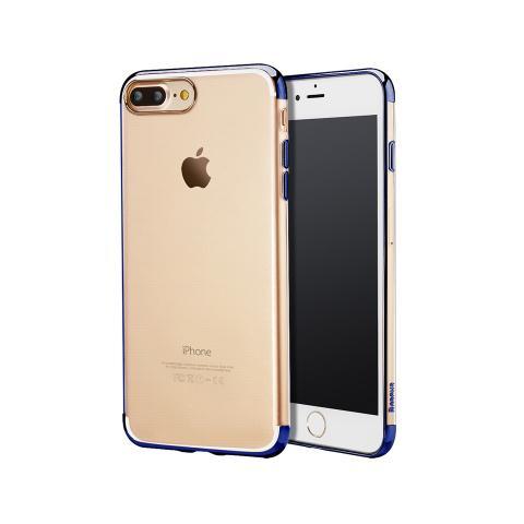 Чехол-накладка для Apple iPhone 7 Plus Baseus Shining - Blue