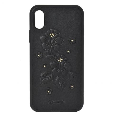 Чехол Polo Azalea Case Black For iPhone X (SB-IPXSPAZA-RED)