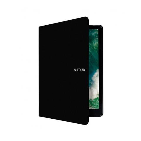 """Чехол с держателем для стилуса SwitchEasy CoverBuddy Folio для iPad 9.7"""" (2017/2018) Black (GS-109-30-155-11)"""
