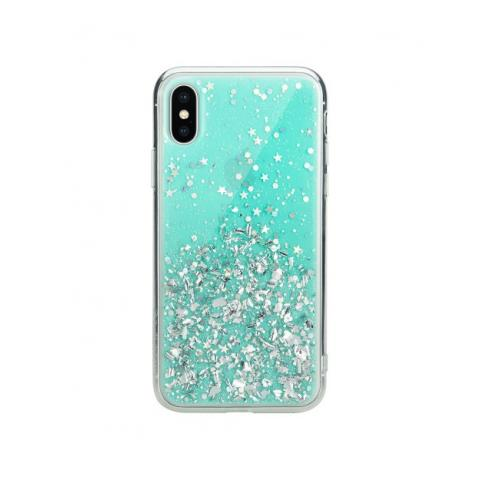 Чехол Switcheasy Starfield Case For iPhone X/XS Mint