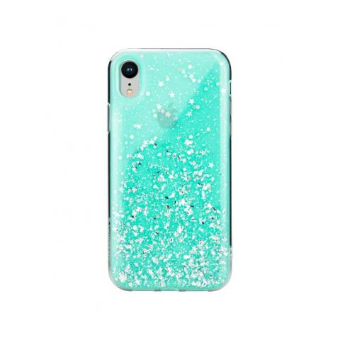 Чехол Switcheasy Starfield Case для iPhone XR Mint (GS-103-45-171-57)