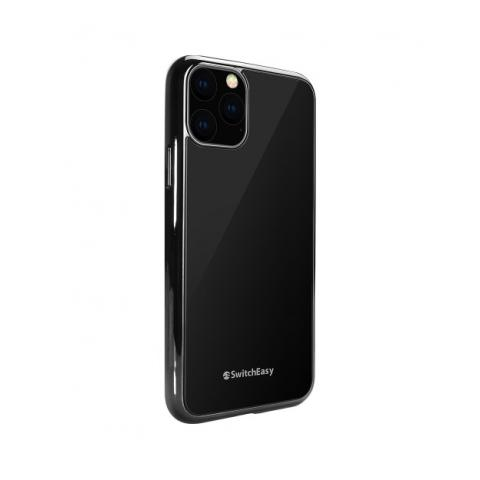 Чехол SwitchEasy GLASS Edition Case для iPhone 11 Pro Max Black (GS-103-83-185-11)